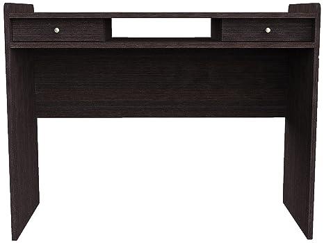 Ufficio Del Lavoro In Nero : Furniture 247 scrivania moderna con 2 cassetti a scomparsa per
