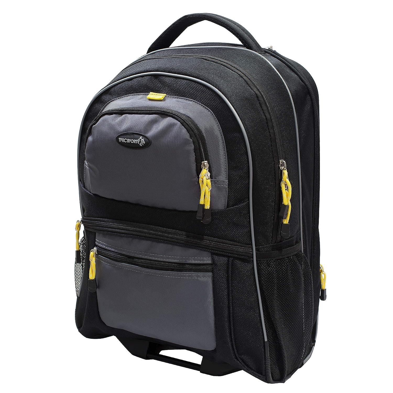Travelers Club 19 Sierra Madre II Rolling Laptop Backpack