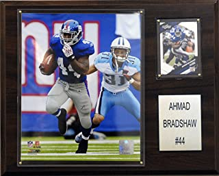 product image for NFL Ahmad Bradshaw New York Giants Player Plaque