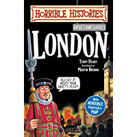 Horrible Histories Gruesome Guides: London