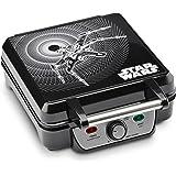 Star Wars LSW-281CN 4-Waffle Maker, Black