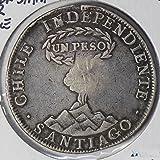 1834 PH BU0435 Philippines peso C/S over chile