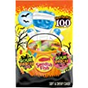 Sour Patch Watermelon & Swedish Fish Bulk Candy (Variety Pack of 100)