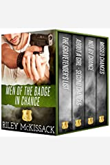 Men of the Badge in Chance: A four book bundle Kindle Edition