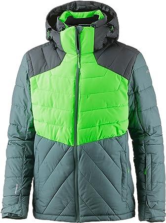 ICEPEAK Herren Skijacke grün 46
