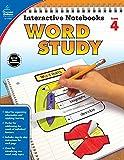 Interactive Notebooks Word Study, Grade 4