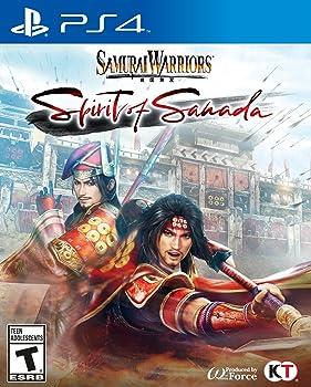 Samurai Warriors: Spirit of Sanada Standard Edition for PS4