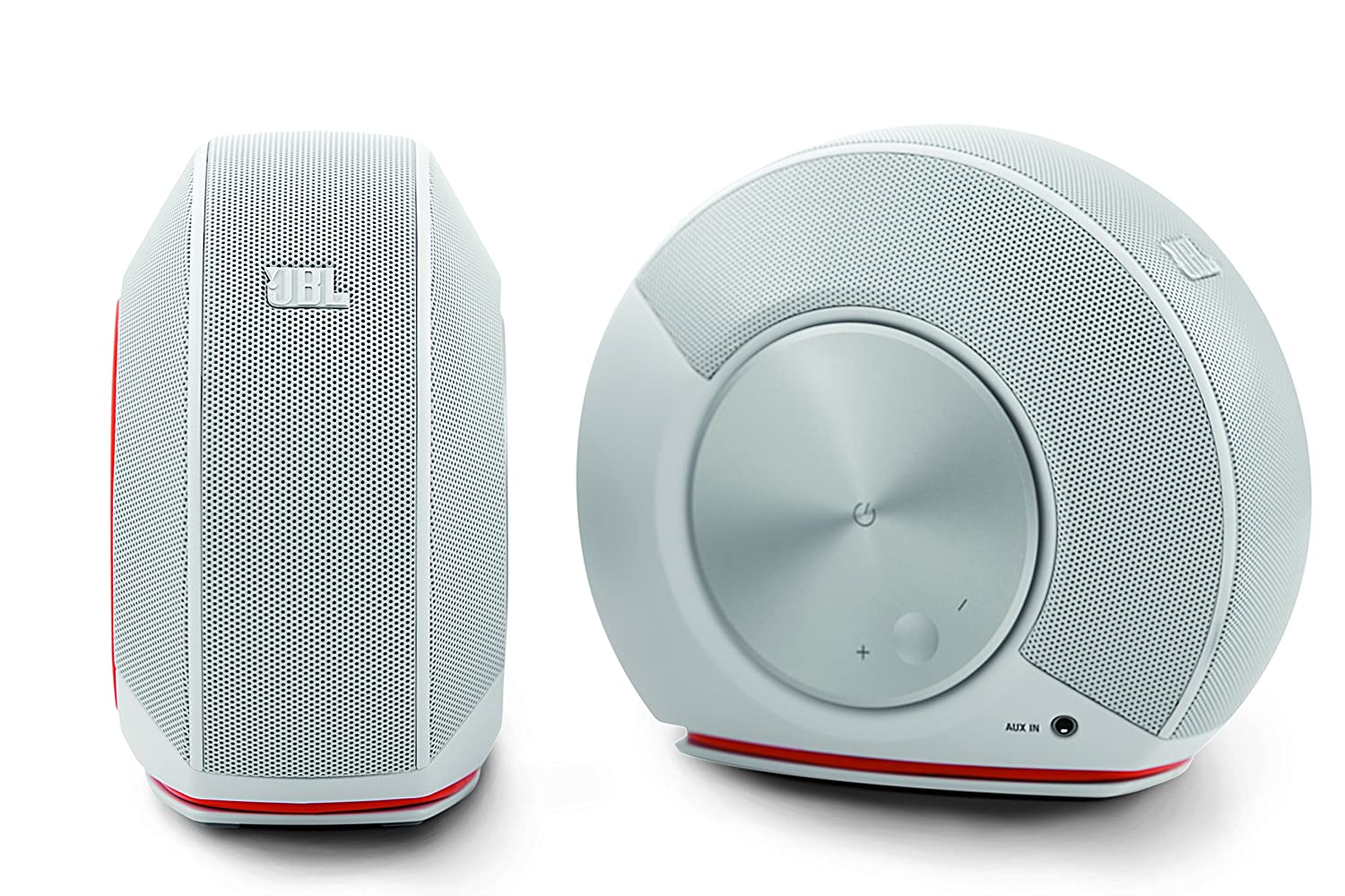 amazon com jbl pebbles plug and play stereo computer speakers rh amazon com