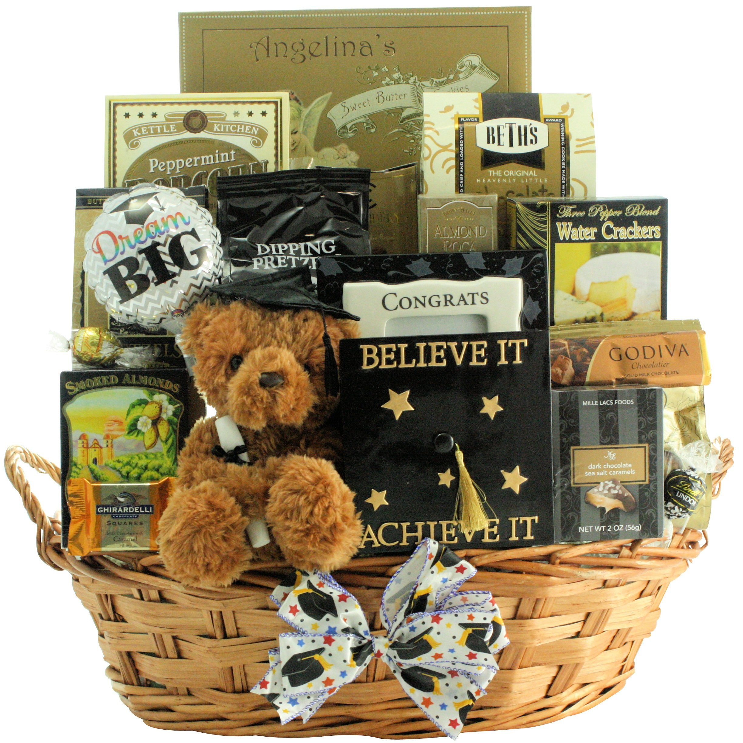 You Did It!: Graduation Gift Basket