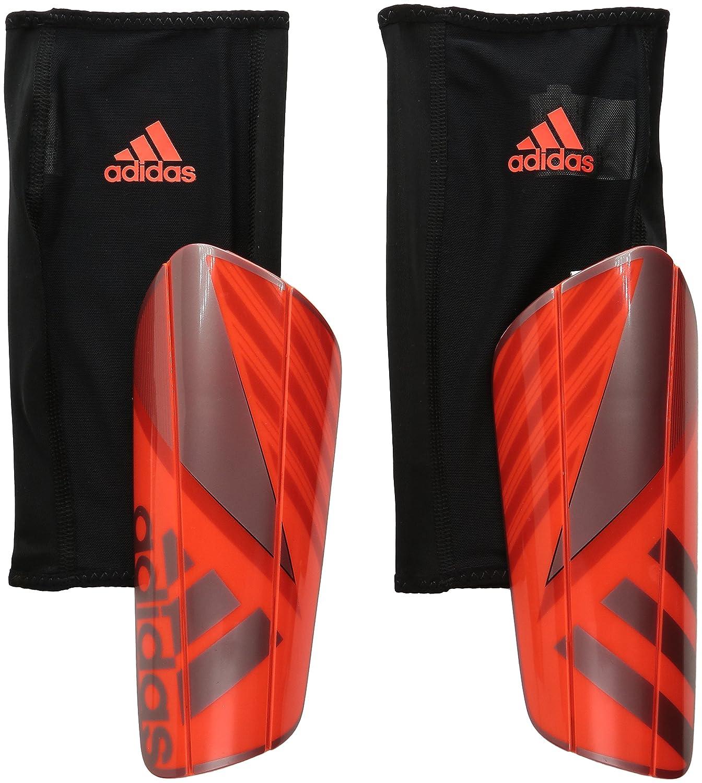 adidasゴーストプロシンガードすねあて B01AH9VUYS Medium|Solar Red/Iron Metallic Grey/Vivid Red Solar Red/Iron Metallic Grey/Vivid Red Medium