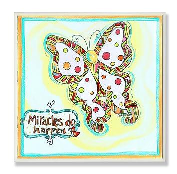 Amazon.com: La habitación de los niños por Stupell Milagros ...