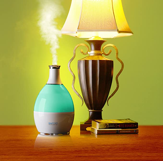 Tribest Humio 2 Humidifier HU1020 w Night Lamp & Aroma Oil Compartment