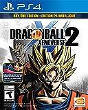 Namco Bandai PS4 Dragon Ball Xenoverse 2 Day 1 Edition