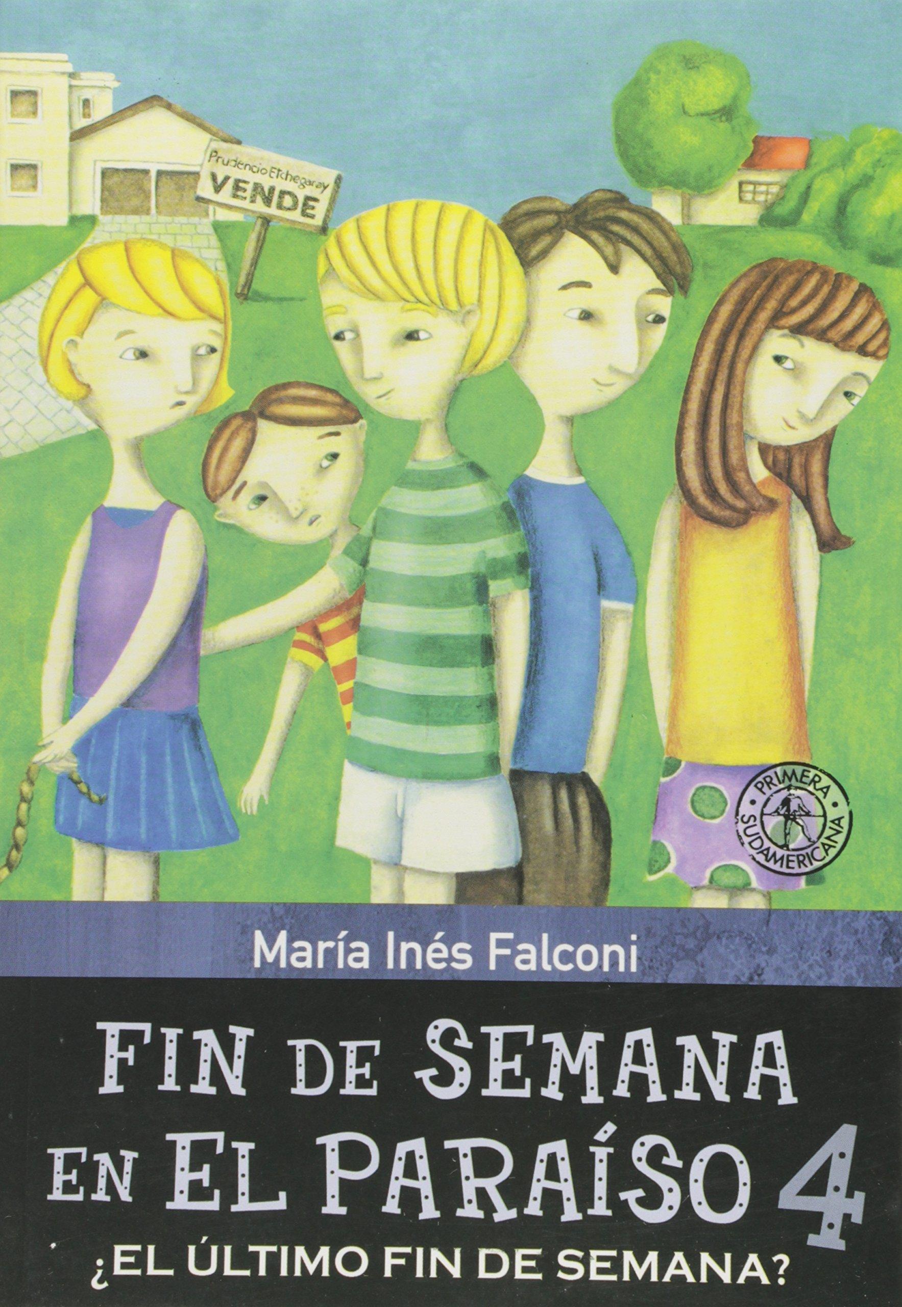 FIN DE SEMANA EN EL PARAISO 4: Amazon.es: Falconi M.I.: Libros