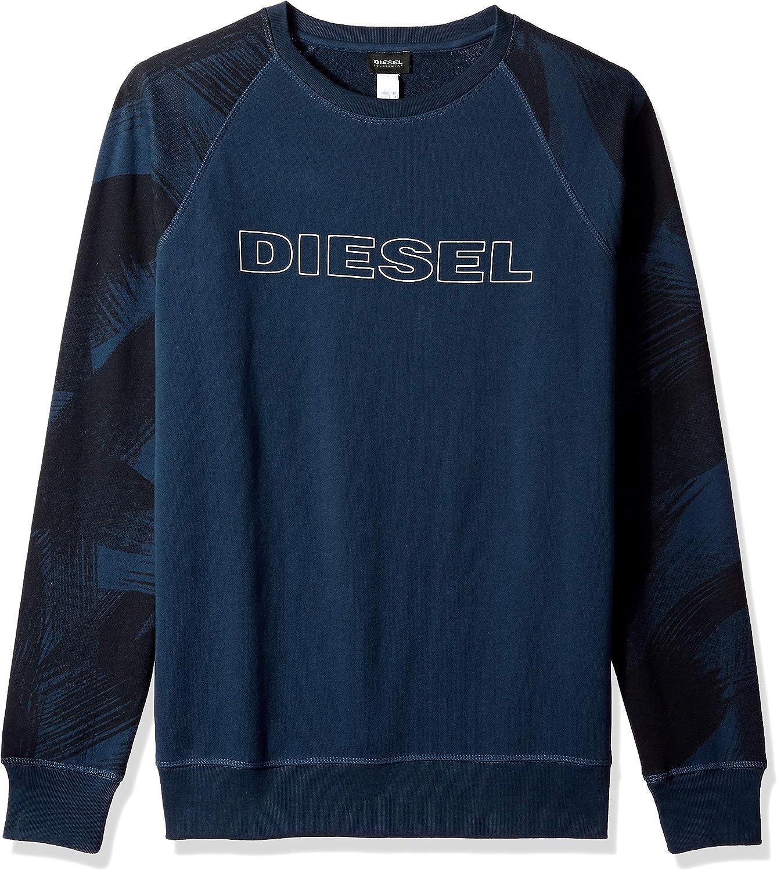 Diesel Men's Umlt-max Sweat-Shirt