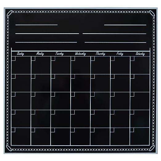 Magnéticos para la nevera Pizarra Calendario, perfecto ...