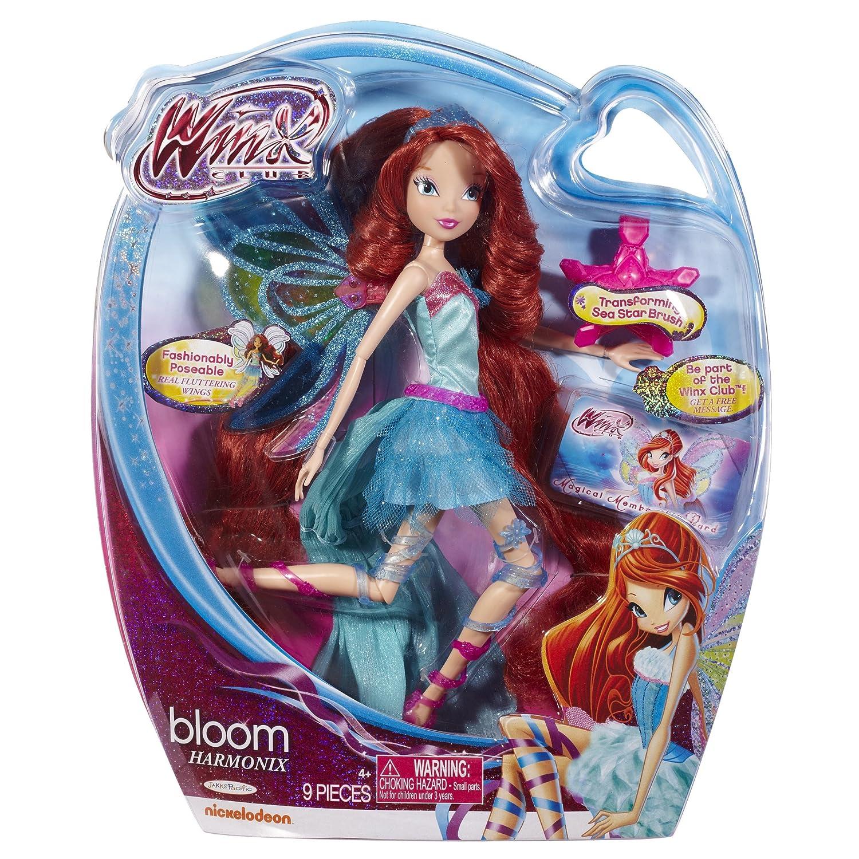 Uncategorized Winx Dolls amazon com winx club harmonix bloom 11 5 fashion doll toys games