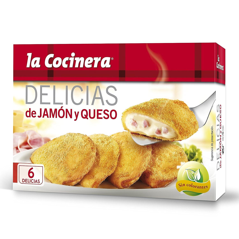 La Cocinera - Delicias Jamón Y Queso - Crepes empanados ...