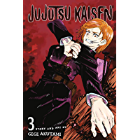 Jujutsu Kaisen, Vol. 3 book cover