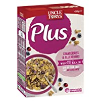 Uncle Tobys Plus Antioxidant, 435g