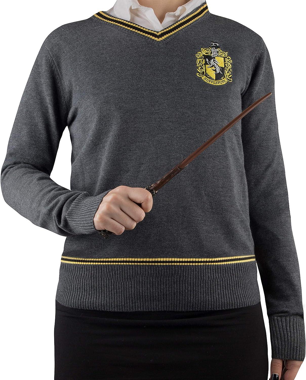 Cinereplicas Harry Potter Hogwarts V-Neck Sweater Official Harry Potter License Adults /& Kids
