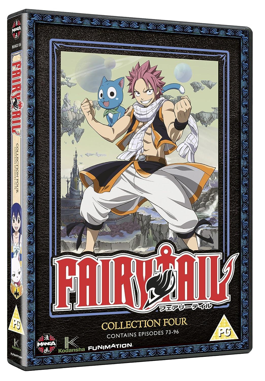 Fairy Tail: Part 9 [DVD]: Amazon co uk: Aya Hirano, Tetsuya