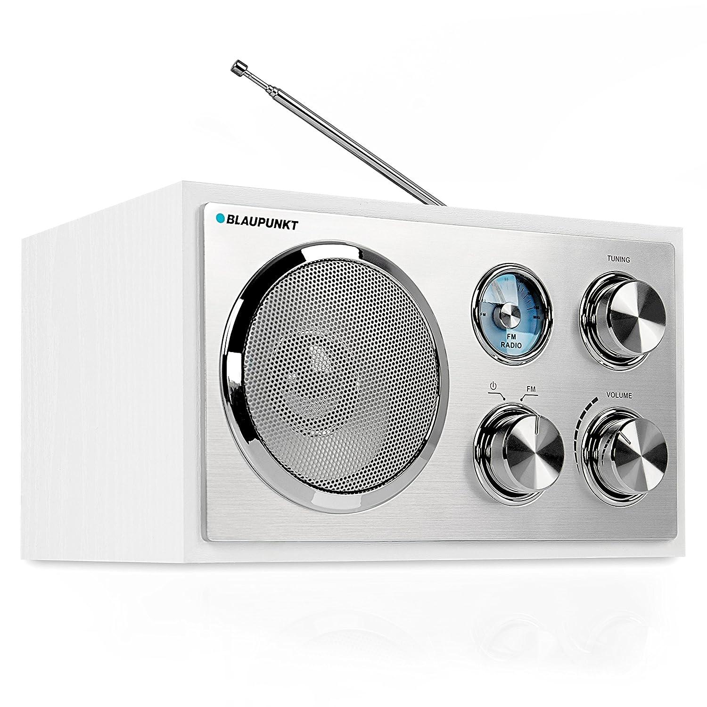 Blaupunkt RXN 18   Zeitloses Designradio Mit Analog Tuner   UKW/ FM  Küchenradio  