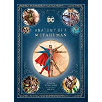 Dc comics. Anatomy of a metahuman