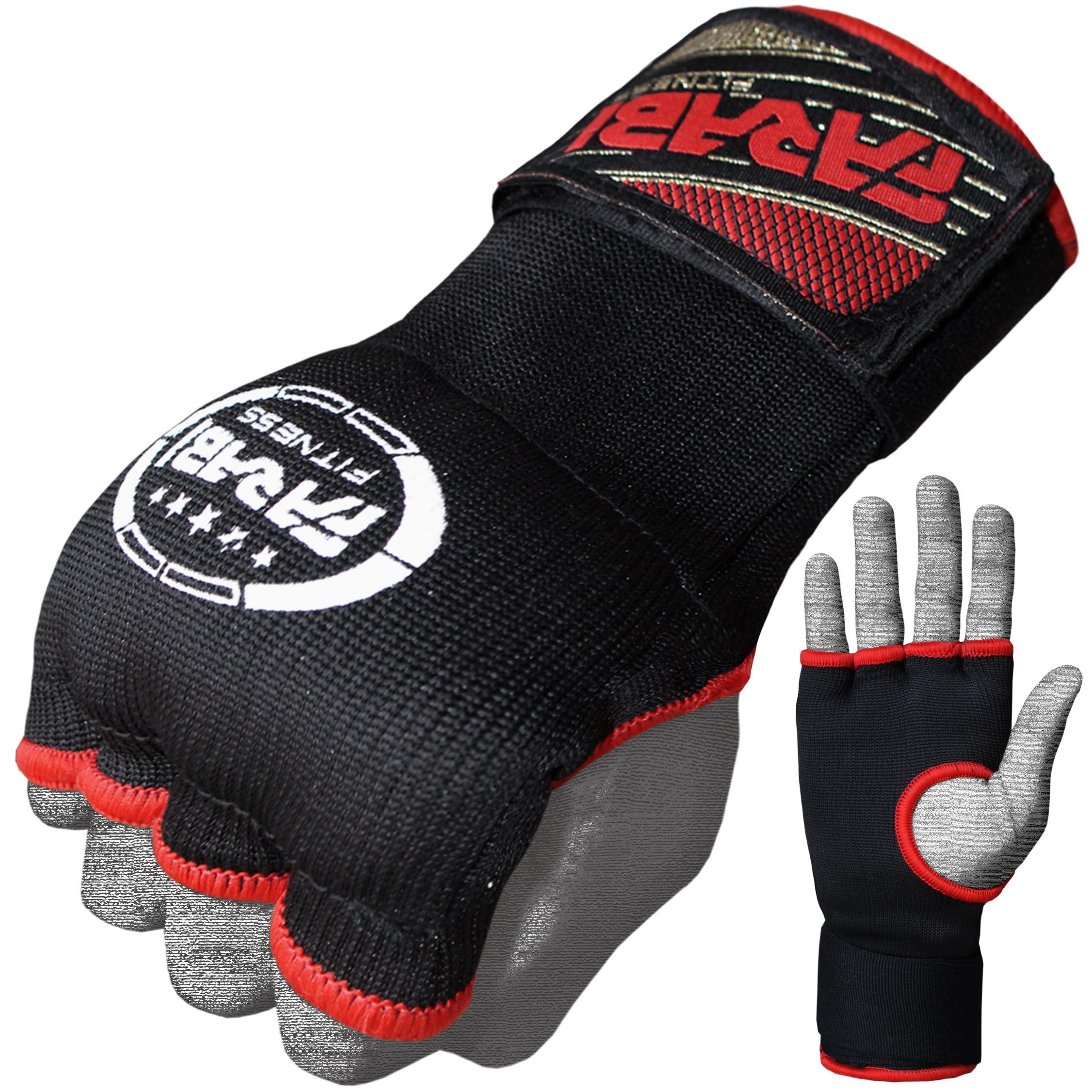 Fitness Inner Gloves: Farabi Hybrid Weight Lifting Gym Fitness Workout Inner