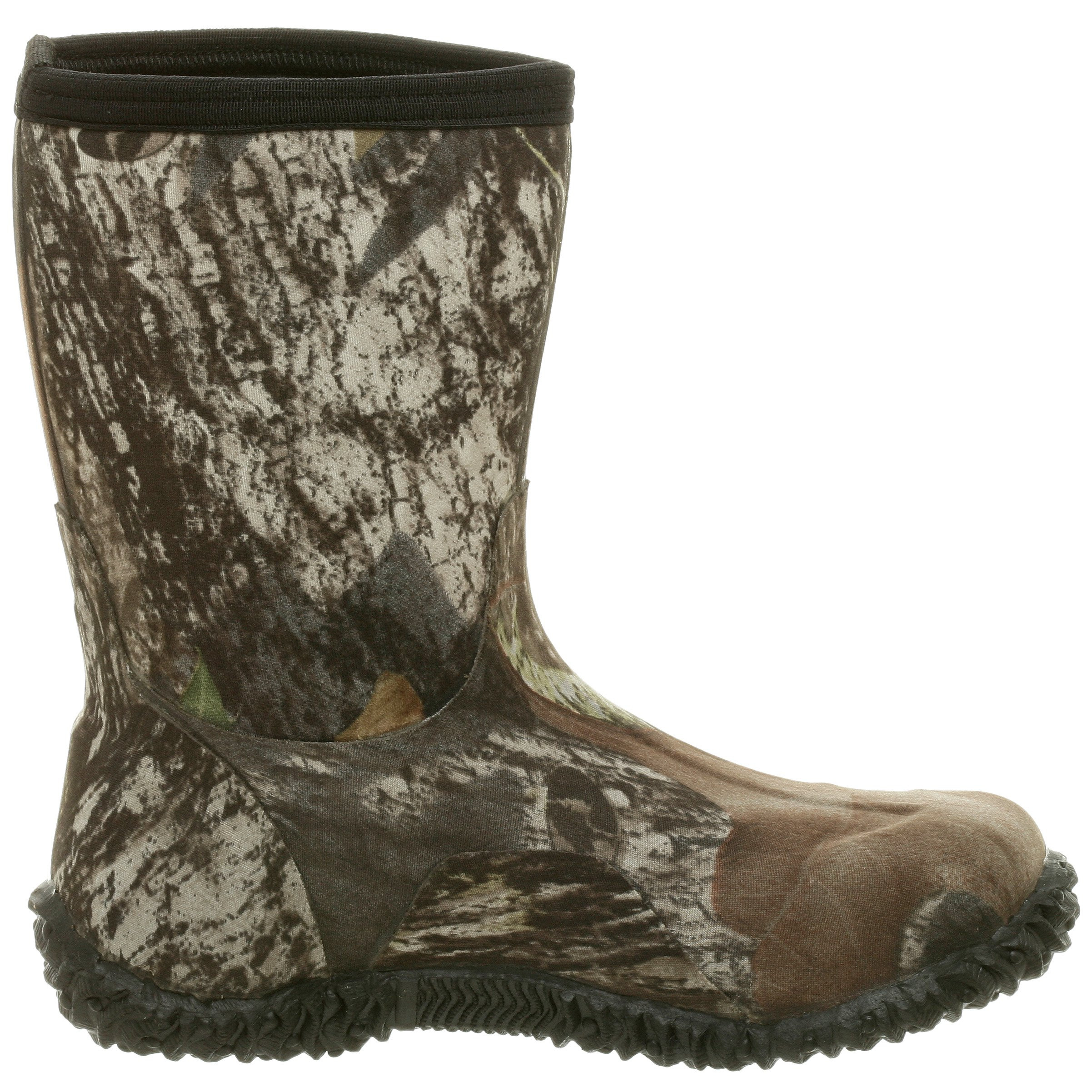 Bogs Classic Mid Waterproof Insulated Rain Boot (Toddler/Little Kid/Big Kid),  Mossy Oak, 9 M US Toddler by Bogs (Image #6)