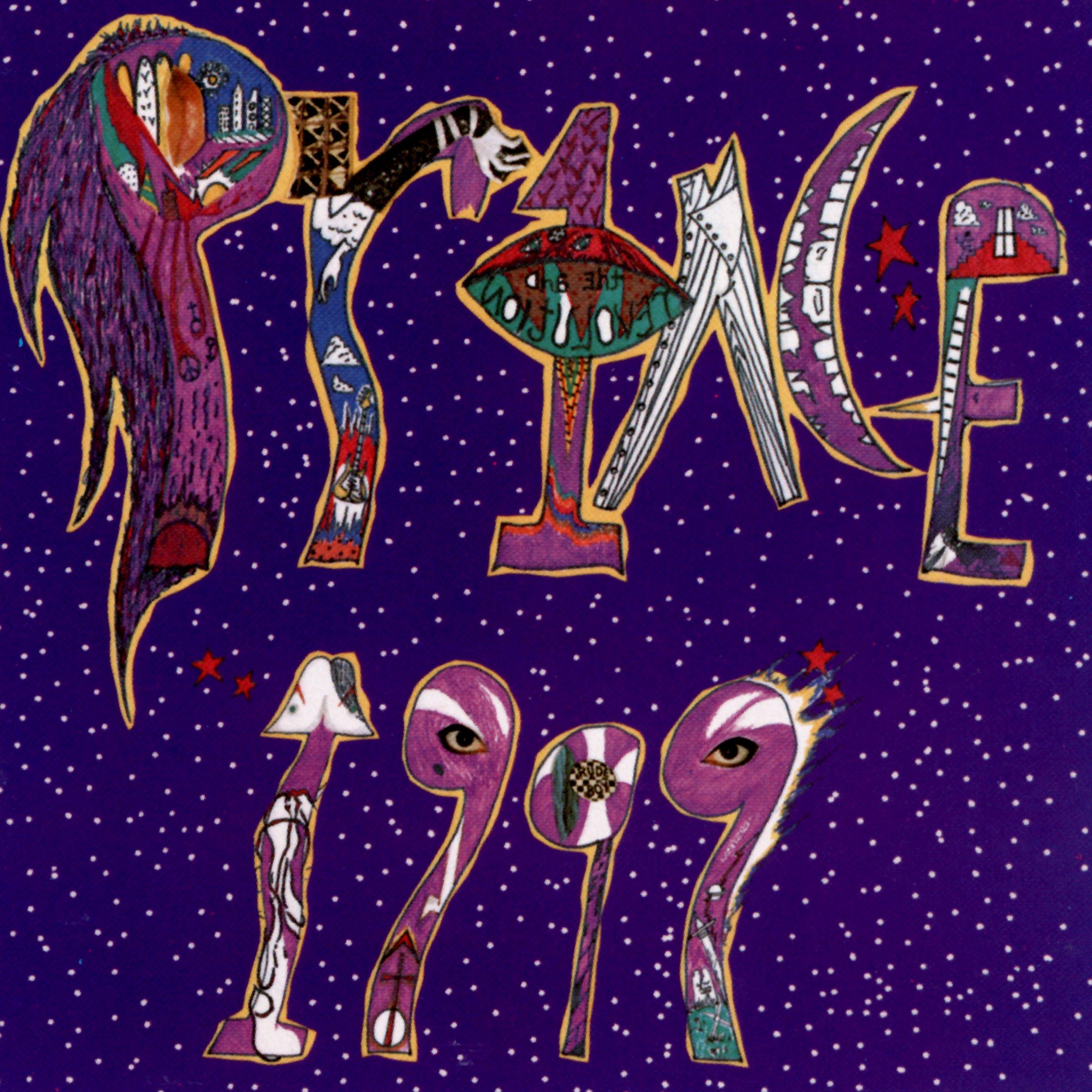 CD : Prince - 1999 (CD)