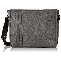CaseCrown MacBook Pro/Air 33,02 cm Campus Horizontal Bolso Tipo Mensajero, carbón Gris (CC - mi-4869c)