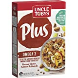 Uncle Tobys Plus Omega 3 Breakfast Cereal 775g