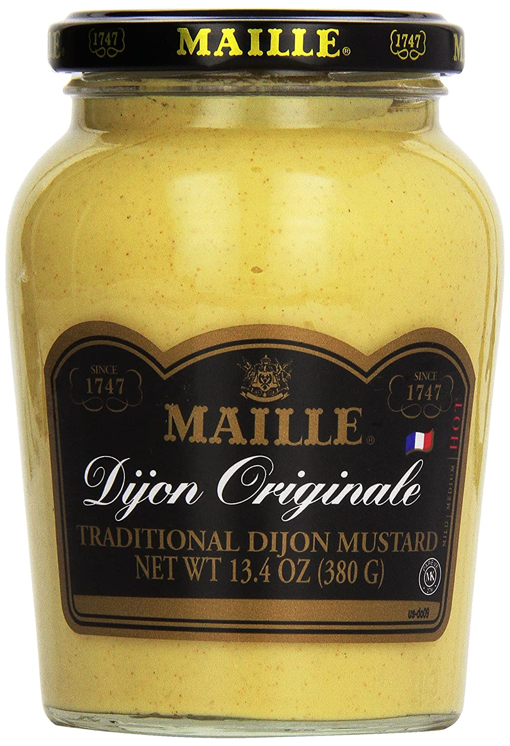 Maille Dijon mustard from France. #bestmustard #frenchfood #dijon