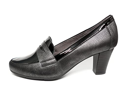 precio baratas gran venta zapatos clasicos Zapatos tacón cómodos Mujer PITILLOS - Tipo mocasín ...