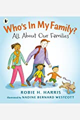 Who's In My Family?: All About Our Families Paperback