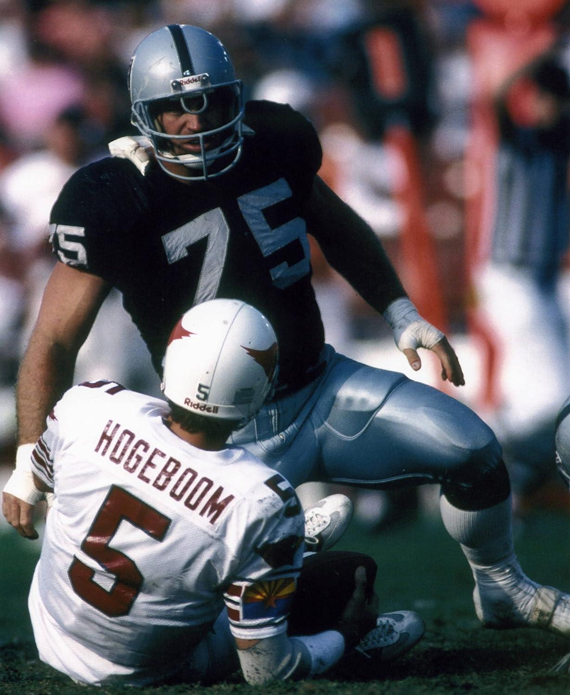 Howie I Long Oakland Raiders 8 x 10スポーツアクション写真( B0040IESBA I Howie ) B0040IESBA, 高尾野町:6241a27c --- harrow-unison.org.uk