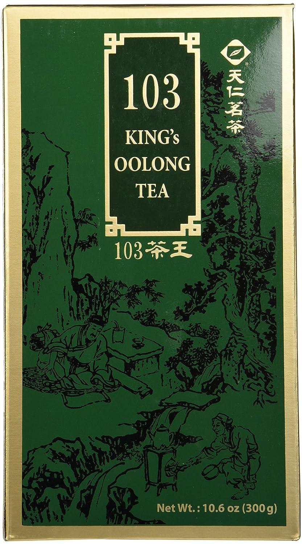 Ten Ren King's Oolong Tea Loose Chinese/Taiwan Tea, 300 g/10.6 oz. Ten Ren Tea's Company 103
