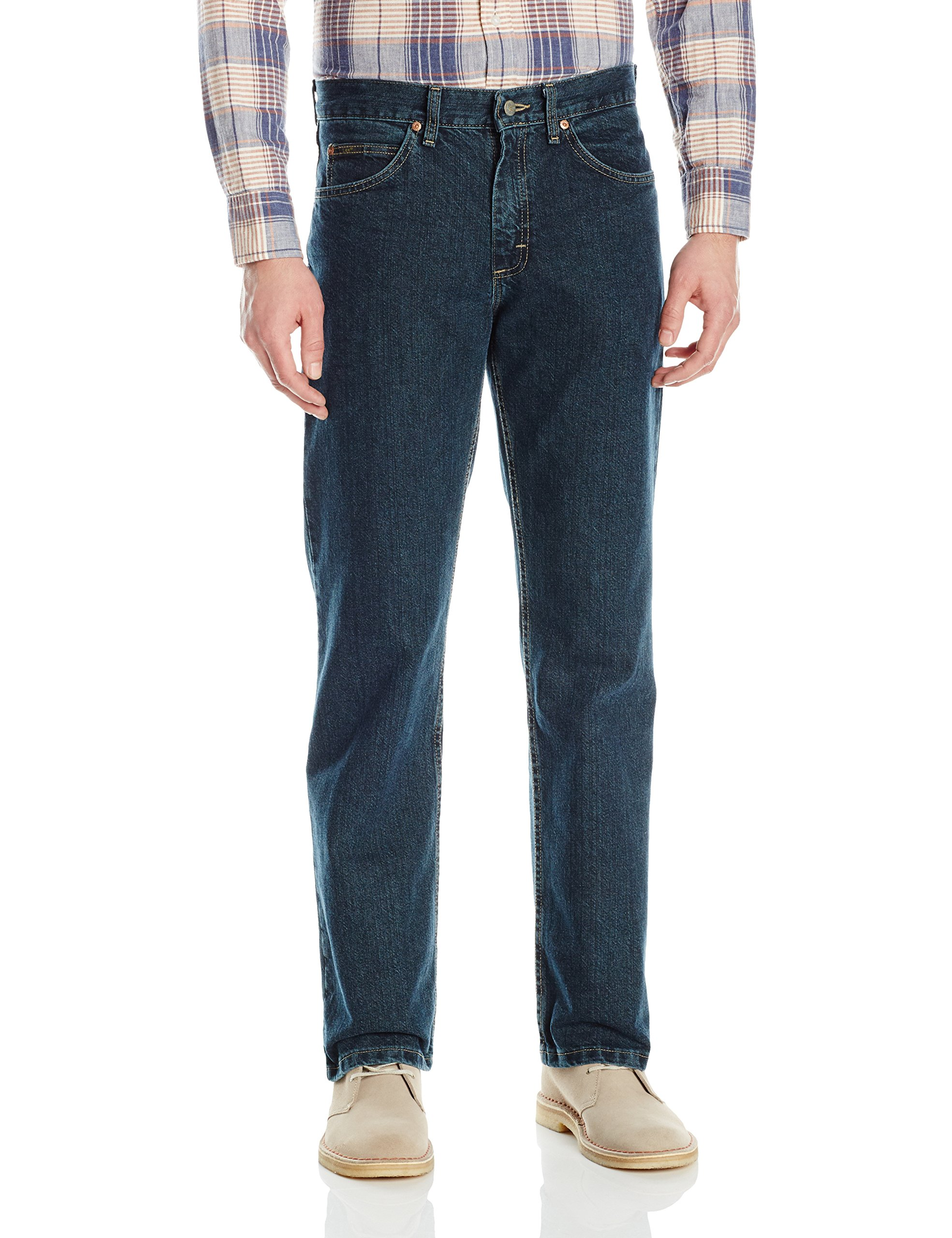 LEE Men's Regular Fit Bootcut Jean, Quartz Stone, 35W x 30L