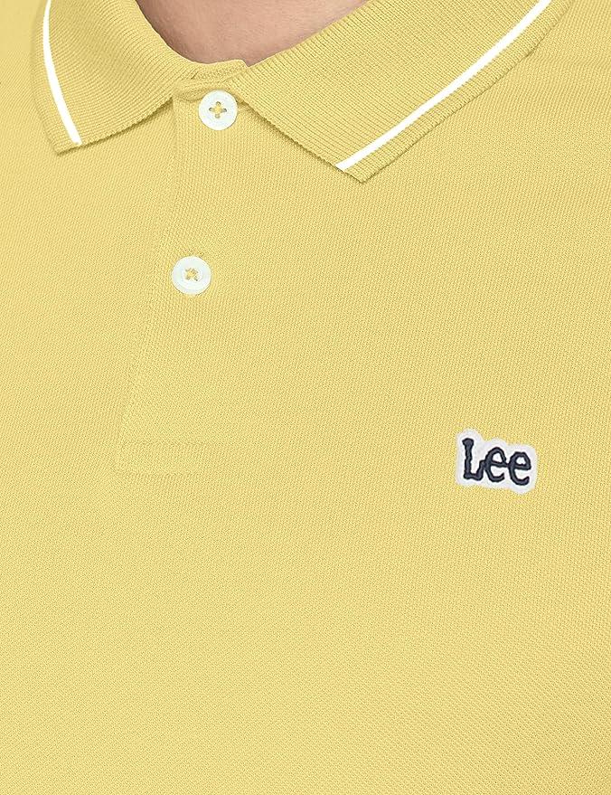 Lee Pique Polo para Hombre: Amazon.es: Ropa y accesorios