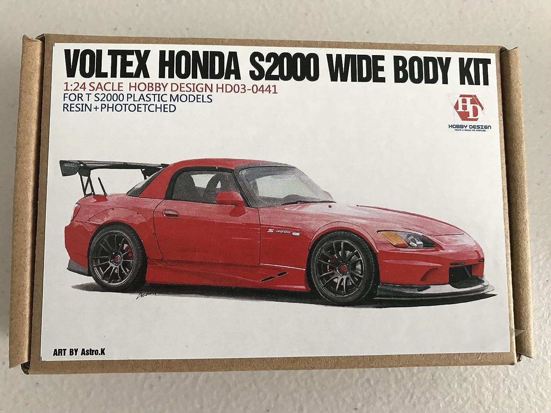 Hobby Design 1/24 ホンダ S2000 ワイドボディキット HD03-0441 B01KBN5974