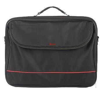 """MONRAY PASSANGER Plus - Maletín de nylon para ordenador portatil de 18"""""""