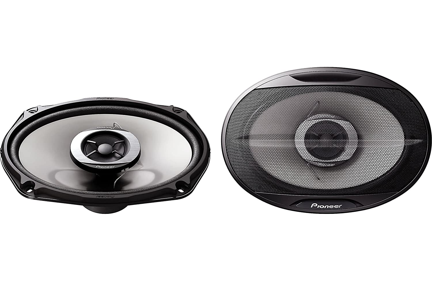Pioneer Ts G6943r 2 Way Speaker With 250 Watts Max Power 6 X 9 F1634r Coaxial 2way Cell Phones Accessories