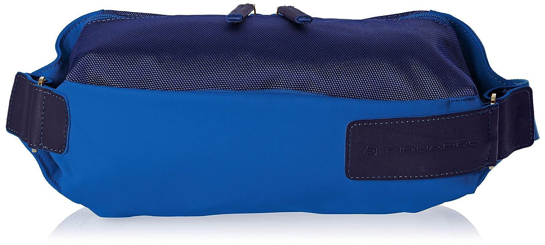 Piquadro Orinoco Gürteltasche Sport, 29 cm, blau