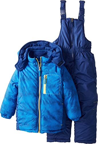 iXtreme Boys' Insulated Two-Piece Snowsuits in blues