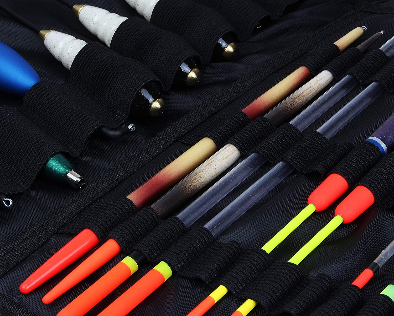 Storfisk fishing /& more Posenrohre 2er Set zum Transport und zur Aufbewahrung von Angelposen Aller Art