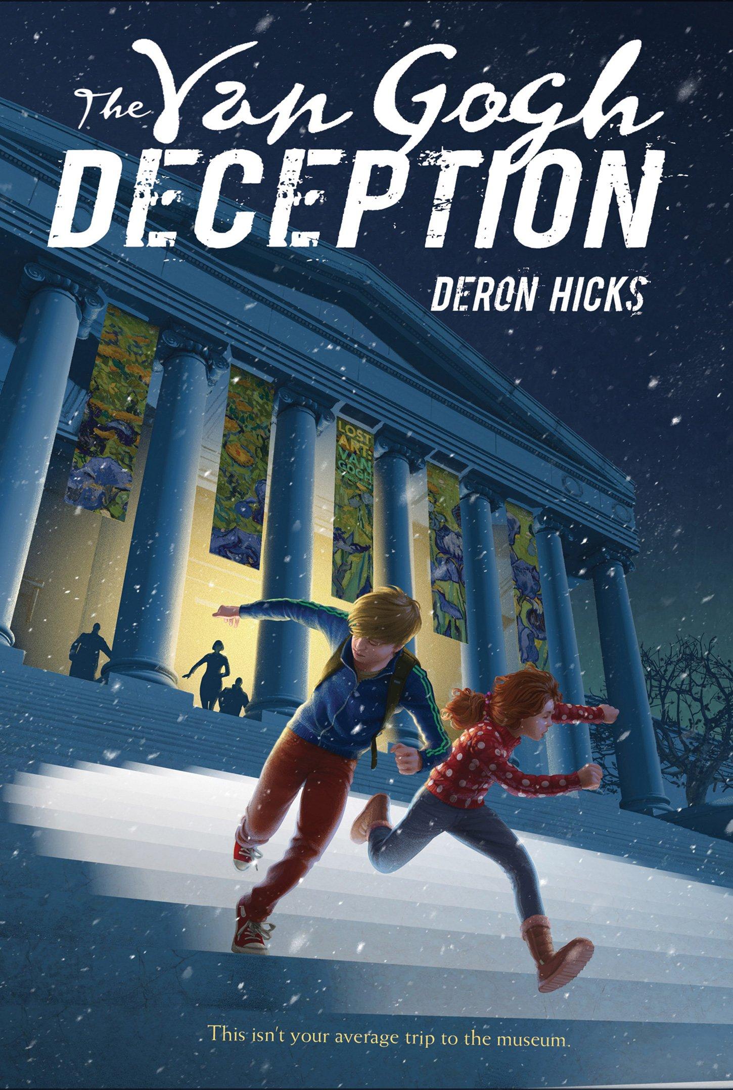The Van Gogh Deception (The Lost Art Mysteries): Amazon.es: Deron R. Hicks,  Hicks: Libros en idiomas extranjeros