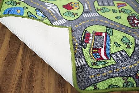 Discount Deal Kids Fun Car Mat Rug Only £10