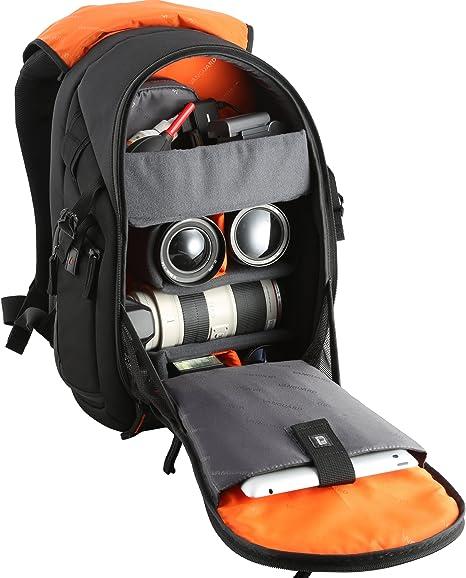 VANGUARD VGBTHEHER46 - Mochila para cámara (DSLR, Reflex, CSC ...
