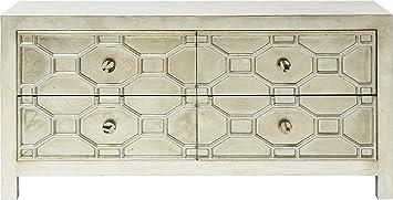 Kare Design Sideboard Alhambra, TV Lowboard mit 4 Schubladen ...